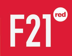 Forever 21 Red